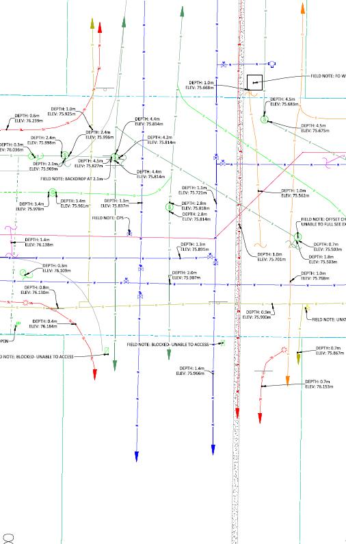 Subsurface Utility Engineering (SUE)