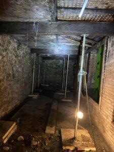 GPR Tunnel