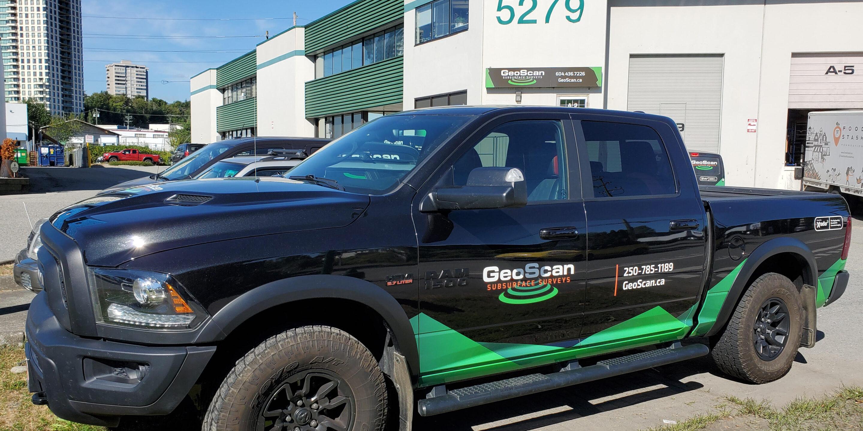 GeoScan Line Locating in FSJ